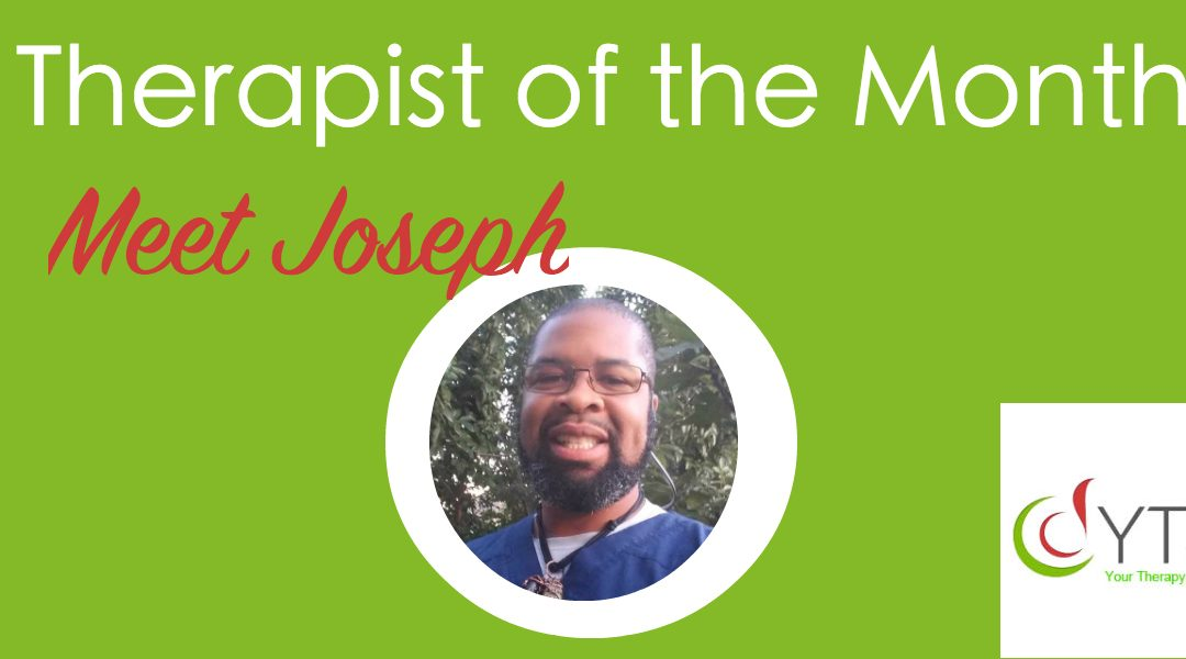 Meet our November Therapist of the Month
