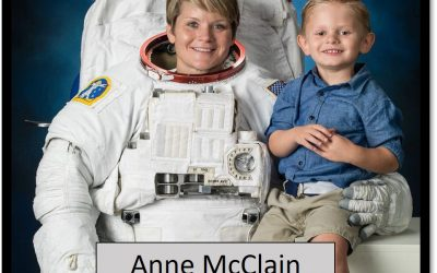 Anne McClain: Mother and Astronaut