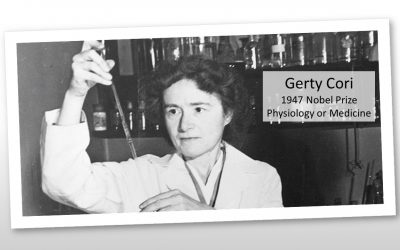 Famous Women in STEM History: Gerty Cori
