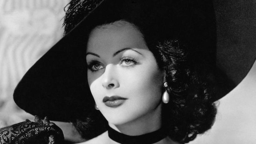 Famous Women in STEM History: Hedy Lamarr