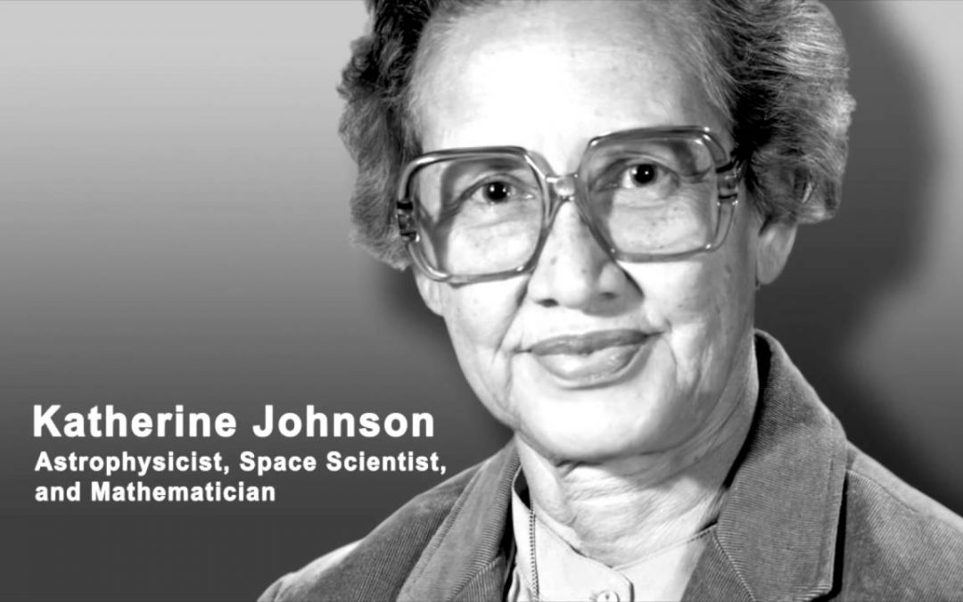 Famous Women in STEM History: Katherine Johnson